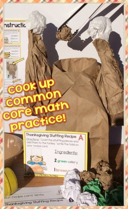 Meaningful & Fun Thanksgiving Math Practice