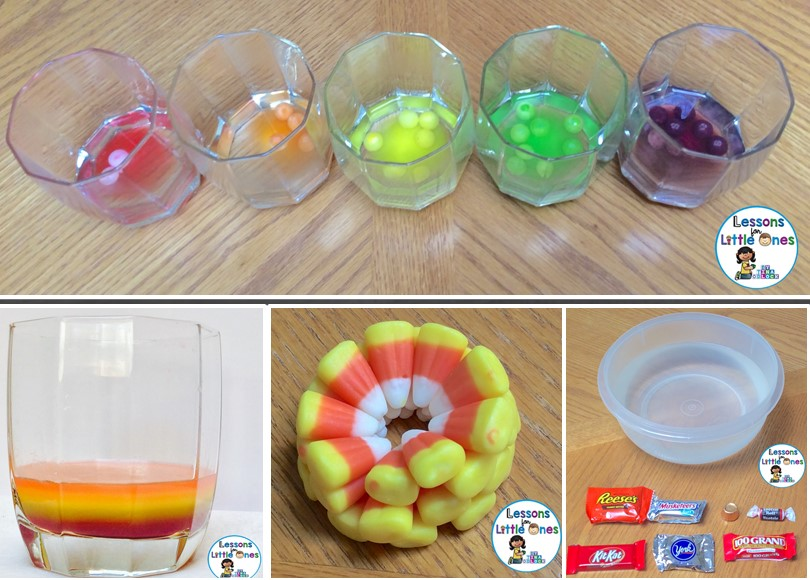 Candy Science Experiments & STEM Challenge