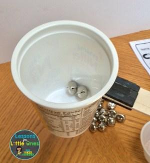 magnets & Jingle bells Christmas science
