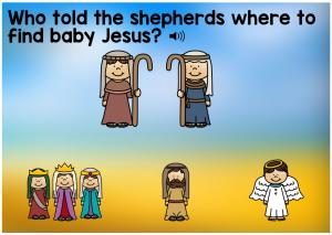 The Nativity Story - birth of Jesus
