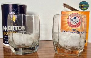 snow melting science experiment