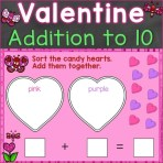 valentine addition to 10 digital Boom cards