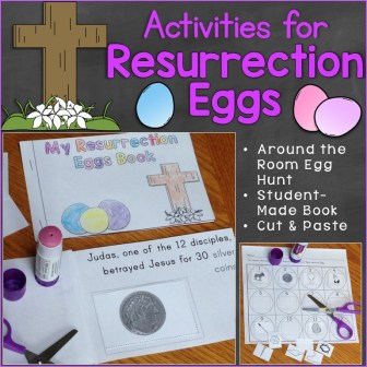 Resurrection Eggs Activities