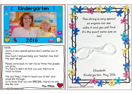 end of the year poems & free templates