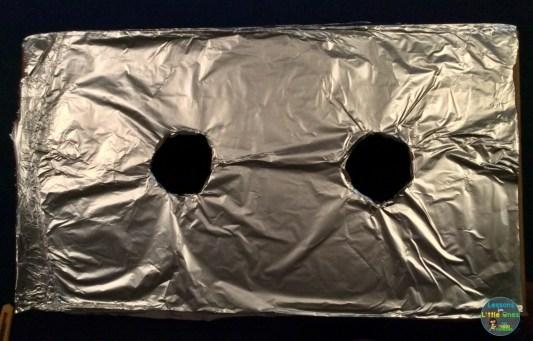 how to make a sun light box