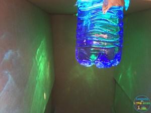 light box sun experiment