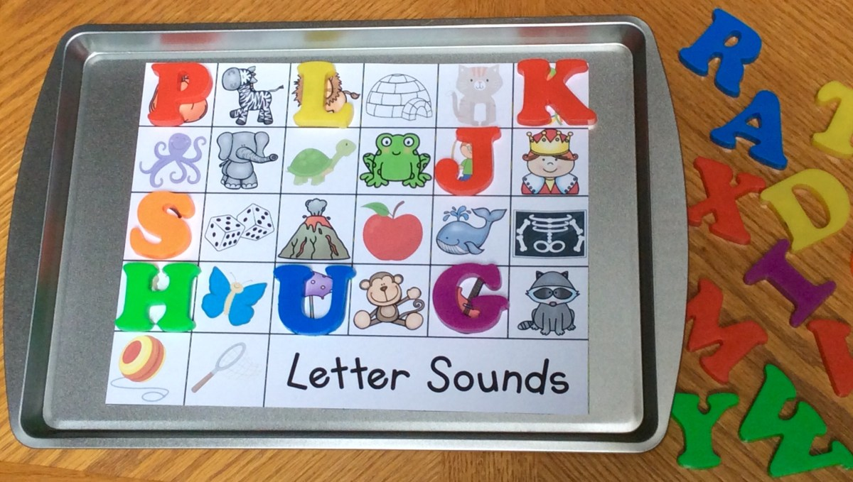Engaging Ways to Practice & Assess Alphabet Letters & Sounds