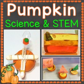 Pumpkin Science & STEM