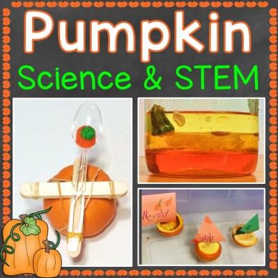 Pumpkin Science & STEM
