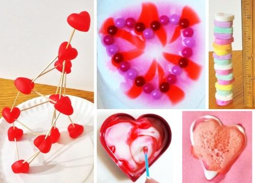 valentine science & STEM