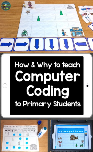 How & Why to Teach Computer Coding to Primary Students