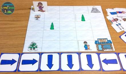 coding for kids printable game