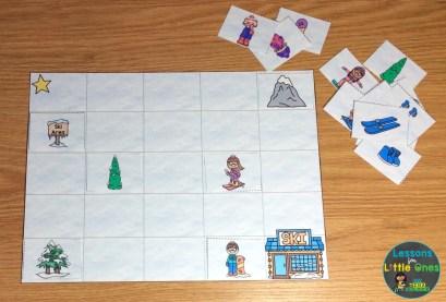 coding for kids printable map