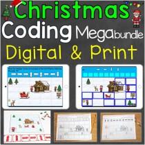 coding practice Megabundle Christmas