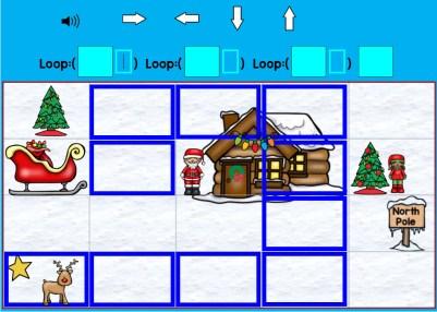 creating code with loops digital practice