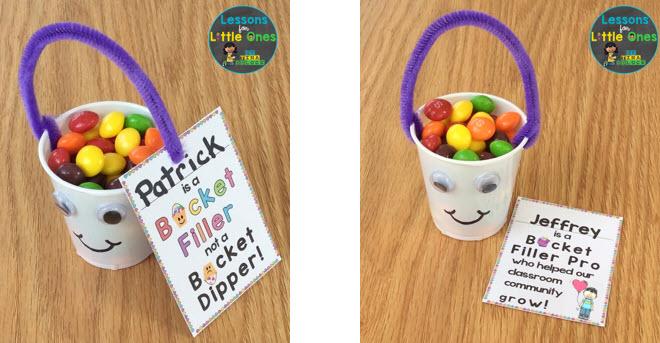 bucket filler snack