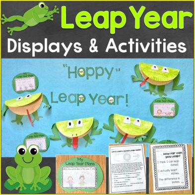 Leap Year Bulletin Board Activities