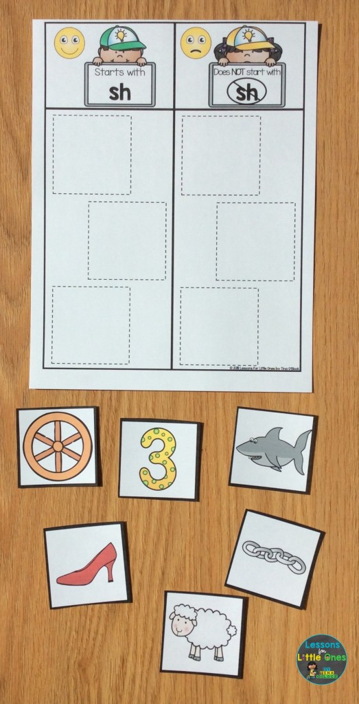 beginning digraphs sorting center