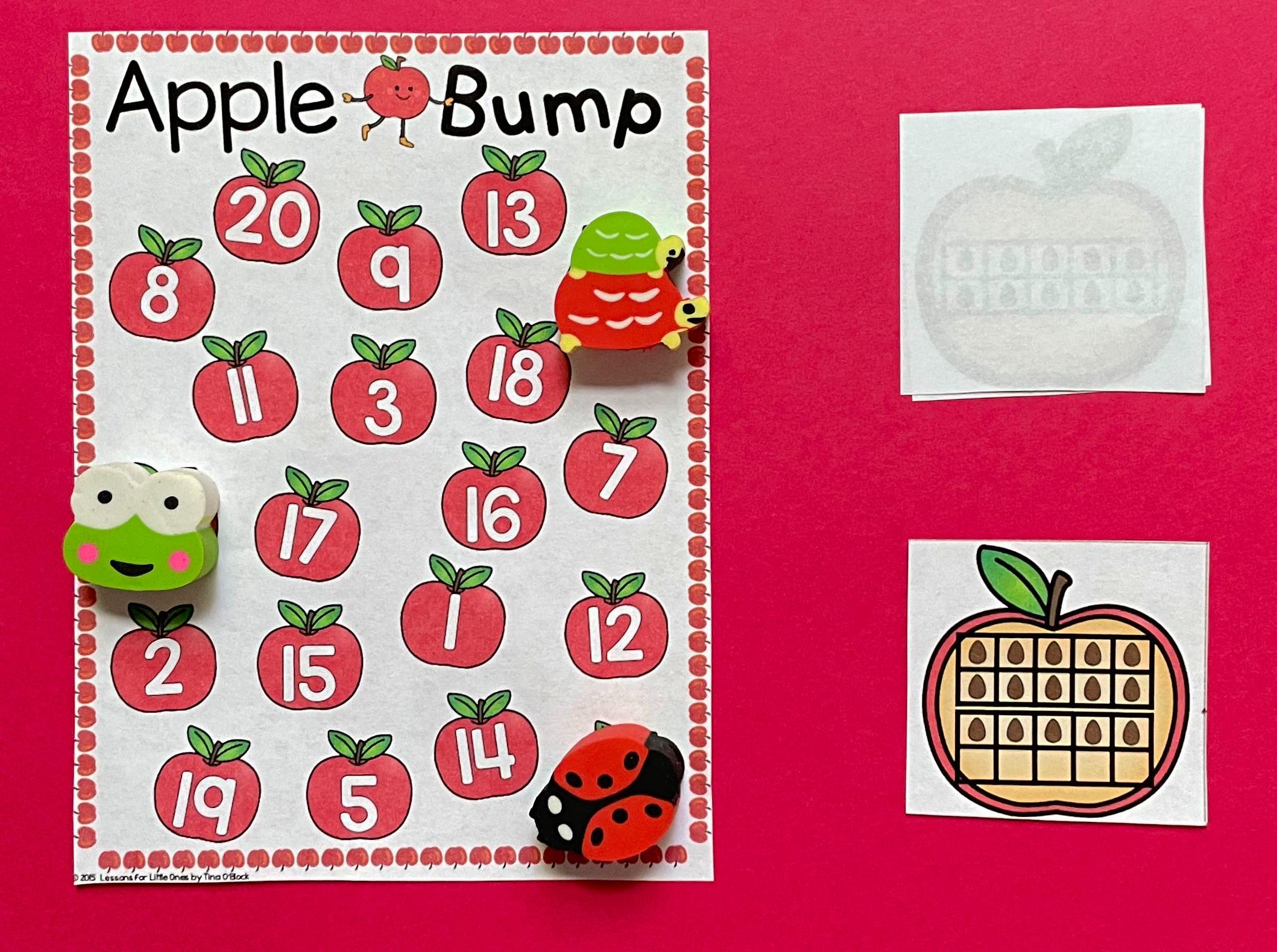 apple math center