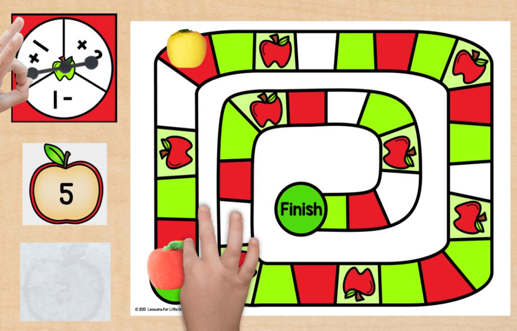 partner game center kindergarten