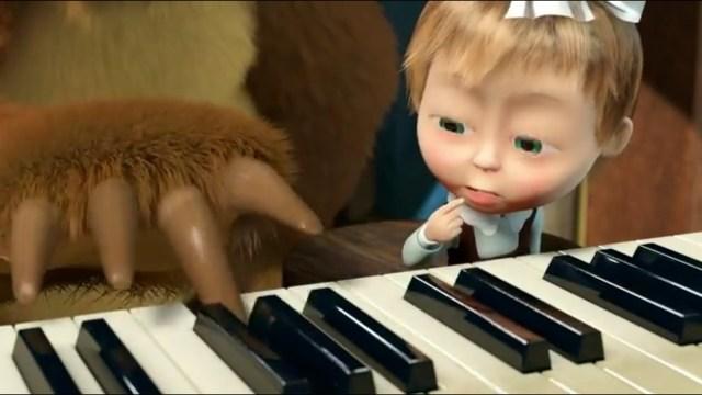 Apprendre le piano par imitation