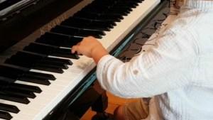 Passer du temps régulièrement au piano pour progresser
