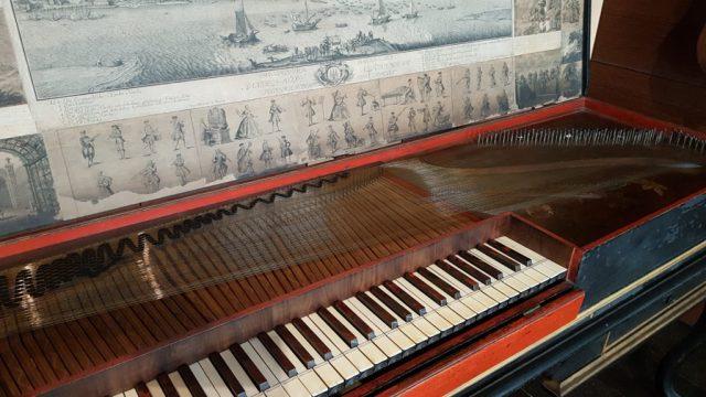 clavicorde ancêtre du piano