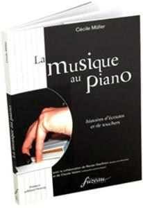 La musique au piano de Cécile Müller