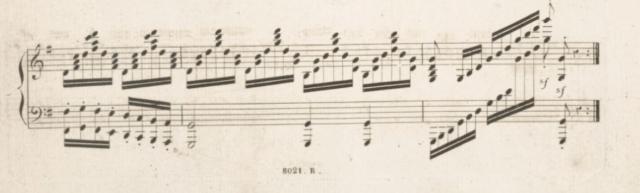 L'enseignement du piano au dix neuvième siècle