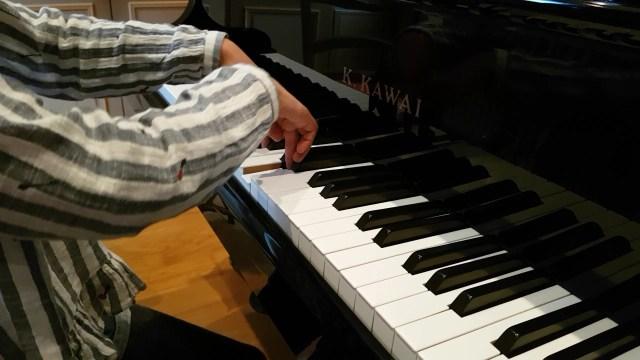 Bien utiliser les poignets au piano