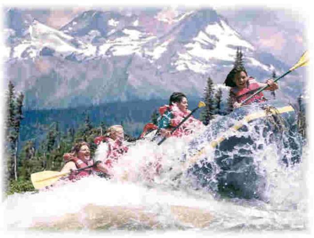Whitewater Rafting: Therapy for PTSD? | Psychology Today