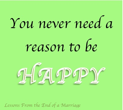 happy reason