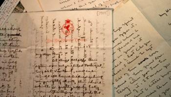 letters divorce