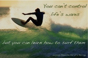 life's waves