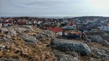 View from the pilotstation at Vrångö. (Gothenburg, 25 April 2017)