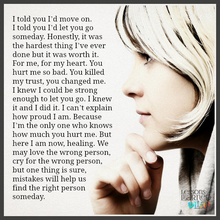 Badly Thank Hurting You Me Quotes So