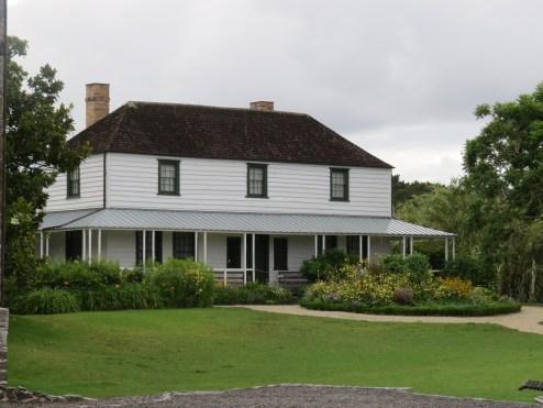 Kemp House - built 1822