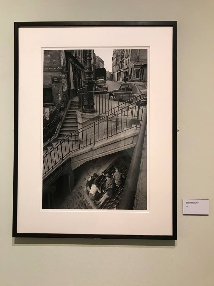 Willy Ronis Show in Venice Itlay
