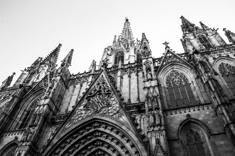 Cathedrals in Barcelona