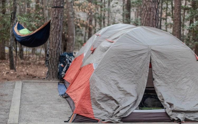 Camping at Lake Norman
