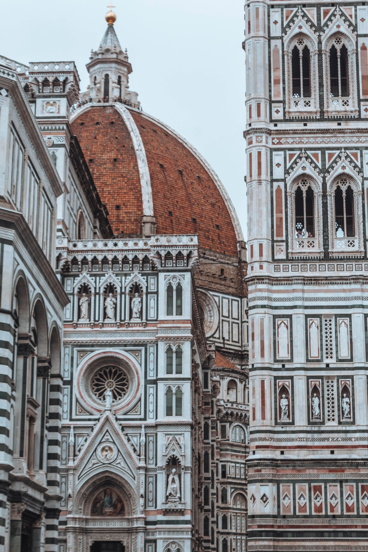 Giotto's Bell Tower- Florence Italy