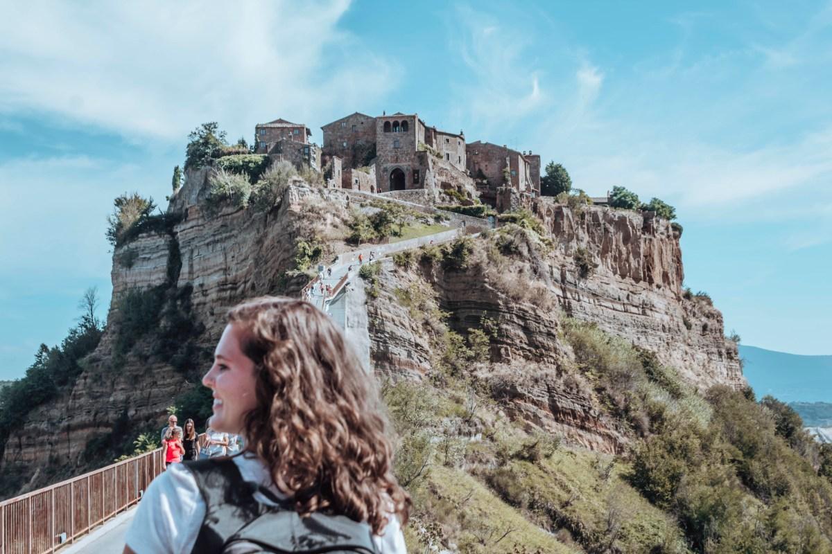visit Italy- Civita di Bagnoregio