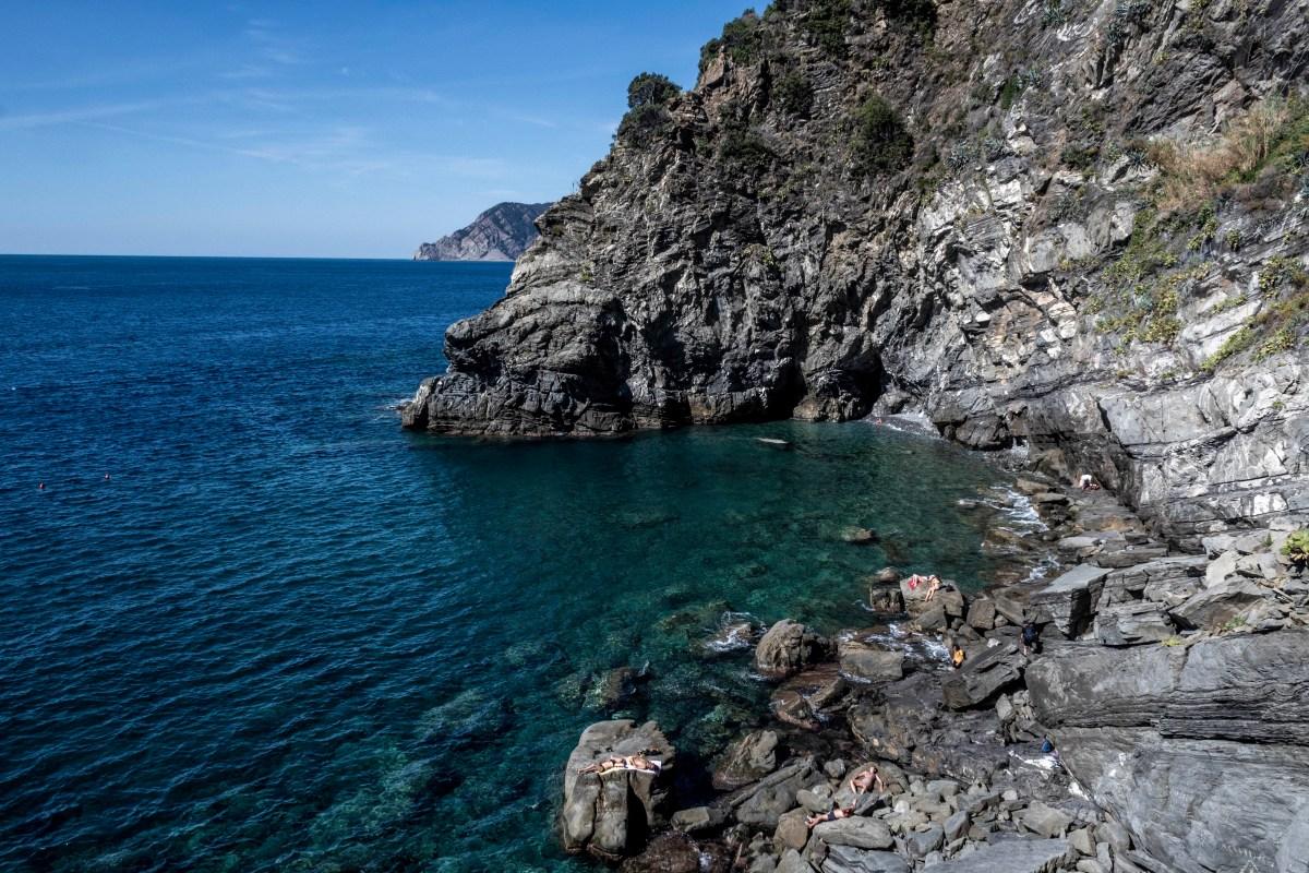 visit Italy in Cinque Terre