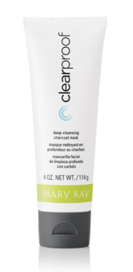 Mary Kay Clay Mask- Skincare tips and products for travel