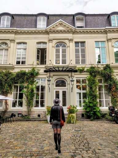 Clarance hôtel, hôtel 5 étoiles Lille
