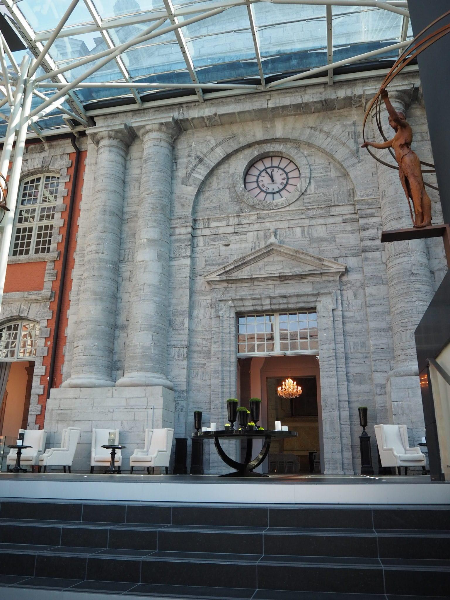 Royal Hainaut, hôtel spa luxe et charme Valenciennes