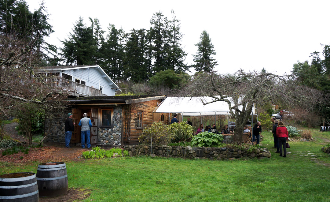 Bainbridge Island - Rolling Bay Winery