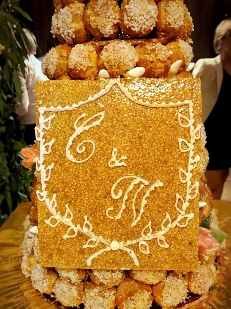 Croquembouche: The French Wedding Cake - Les Soufflet