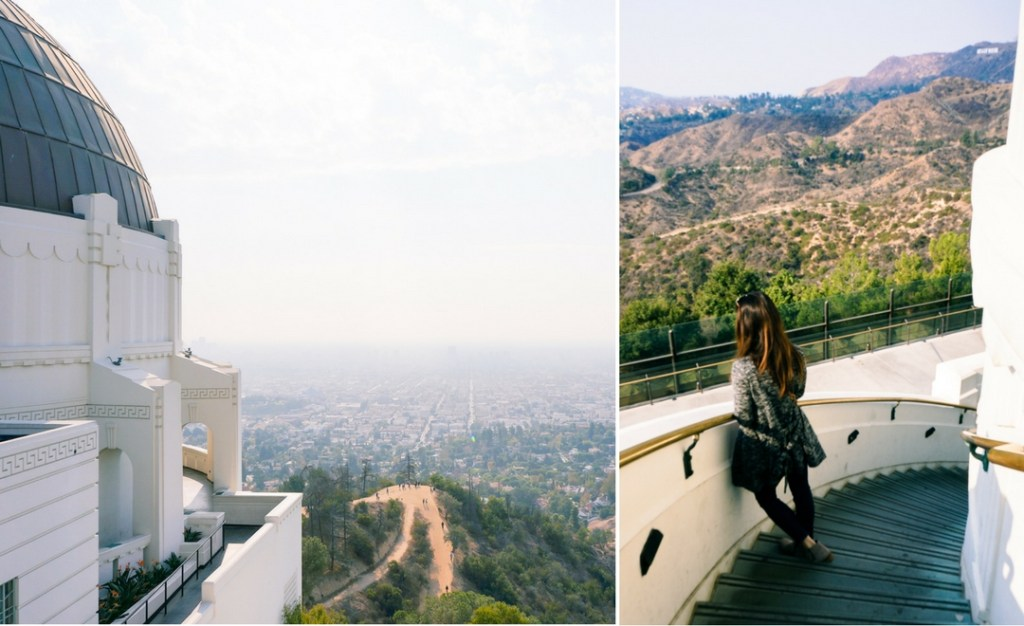 a day at griffith observatory