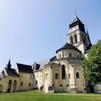 Where We Got Married: L'Abbaye Royale de Fontevraud